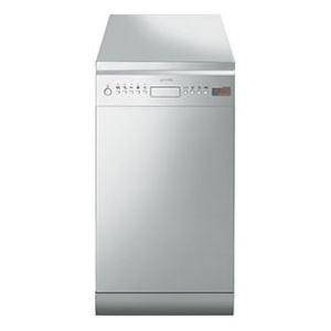 Smeg LSA4525X - Lave-vaisselle 10 couverts