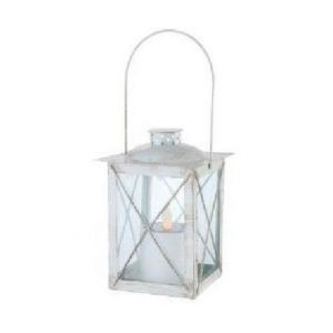 Globo Lampe solaire Solar LED Blanc Or