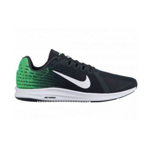 Nike Downshifter 8, Chaussures de Running Homme, Gris (Anthracite/White-Lime Blast-Black 013), 43 EU
