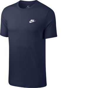 Nike Club T-shirt Hommes bleu T. S