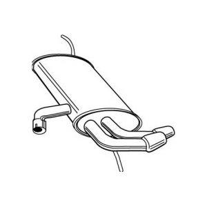 walker silencieux arri re 023278 comparer avec. Black Bedroom Furniture Sets. Home Design Ideas