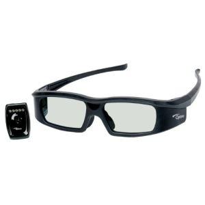 Optoma ZF2100 - Lunettes 3D actives pour projecteur Full 3D