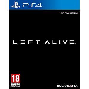 Left Alive sur PS4