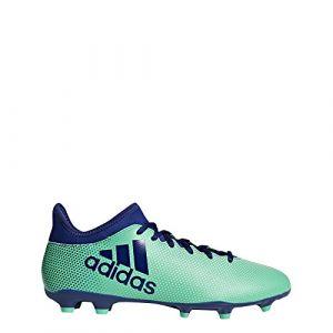 Adidas X 17.3 FG, Chaussures de Football Homme, Bleu (Azul/(Aerver/Tinuni/Vealre) 000), 44 EU