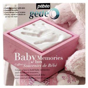 Pebeo Moulage empreinte Baby Memory