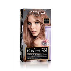 Image de L'Oréal Coloration rose gold blond 7.23