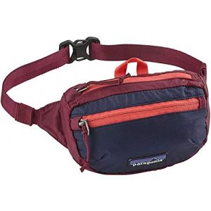 Patagonia Lightweight Travel Mini - Sac banane - rouge Sacs ceinture & banane