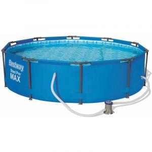 Bestway Ensemble de piscine Steel Pro MAX 305 x 76 cm 56408