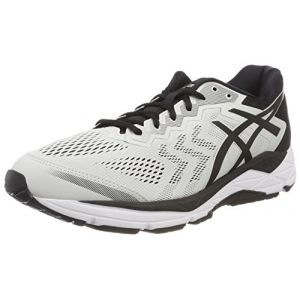 Asics Chaussures running Gel Fortitude 8 Wide - Glacier Grey / Black - Taille EU 42 1/2