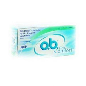 o.b. Original - 16 tampons hygiéniques Super Plus