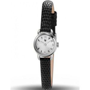 Lip 671262 - Montre pour femme avec bracelet en cuir