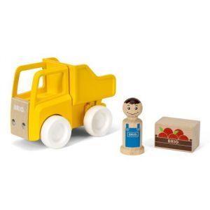 Brio 30373 - Camion benne et chargement