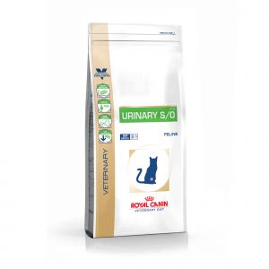 Royal Canin Veterinary Diet Urinary pour chats 3,5kg