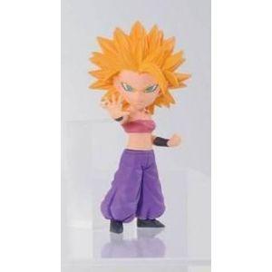 Dragon Ball Super - Figurine Wcf Saiyans Bravery - S.S.2 Caulifla -7cm