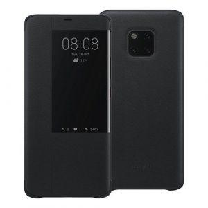 Huawei Etui Mate 20 Pro view flip noir