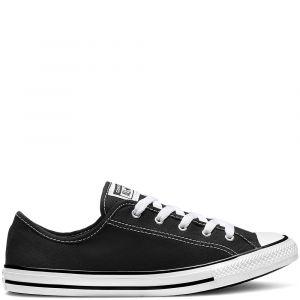 Converse Chuck Taylor All Star Dainty Canvas Noir - Taille 36;37;38;39;40;41