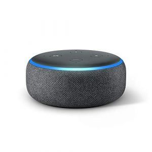 Amazon Assistant vocal Echo Dot 3 Noir
