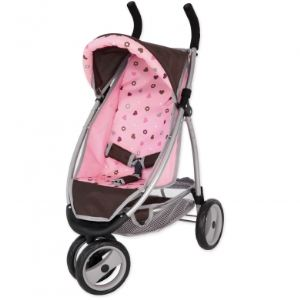 Bayer Design 399 20 - Poussette de poupon Trike