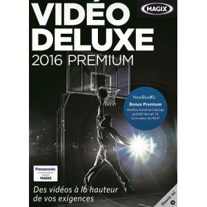 Vidéo deluxe 2016 Premium [Windows]