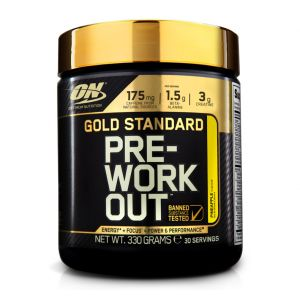 Optimum nutrition Gold Standard Pre Workout - 330gr ananas