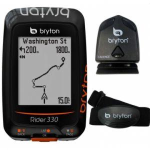 Bryton Rider 330 T - GPS de vélo
