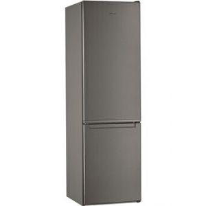 Whirlpool Réfrigérateur congélateur en bas W7921IOX