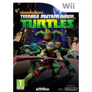 Nickelodeon : Teenage Mutant Ninja Turtles [Wii]