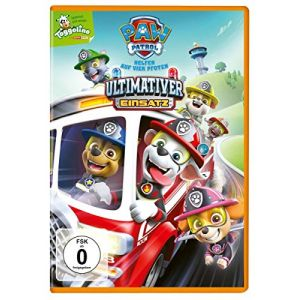 Paw Patrol: Ultimativer Einsatz [DVD]