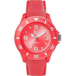 Ice Watch Montre 14231 - Montre Silicone Corail Mixte
