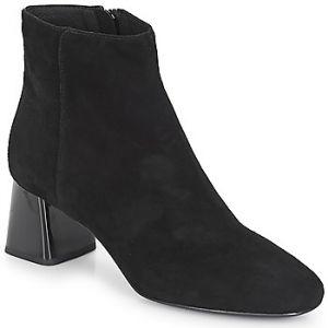 Geox D Seylise Mid D, Botines Femme, Noir (Black C9999), 40 EU