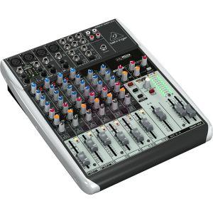 Behringer Xenyx Q1204USB - Console de mixage 6 pistes
