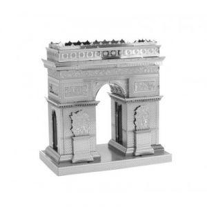 Metal Earth Arc de Triomphe - Puzzle 3D en métal 40 pièces