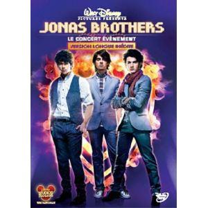 Jonas Brothers : Le Concert événement