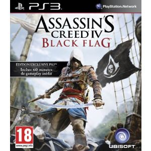 Assassin's Creed IV : Black Flag [PS3]