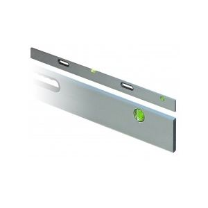 Outifrance 6300200 - Niveau aluminium 2 fioles 2 m