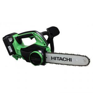 Image de Hitachi CS36DL - Elagueuse à batterie 36V 2Ah Li-ion