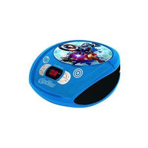 Lexibook RCD108AV - Radio lecteur CD Avengers