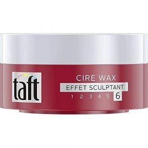 Schwarzkopf Taft Cire Effet Sculptant/Tenue Ultra Forte Gel Coiffant 75 ml