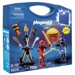 Playmobil 5629 Knights - Valisette ninja