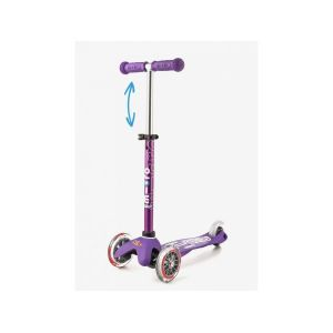 Micro Mobility Mini Deluxe violet