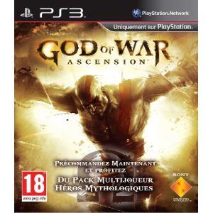 God of War : Ascension [PS3]