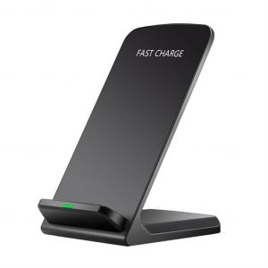10 W Qi Chargeur Sans Fil Rapide Pad De Charge Dock Stand Samsung Galaxy S10 + S10 Neuf