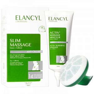 Elancyl Activ' Massage Minceur Gant + Gel