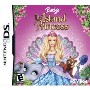 Barbie Princesse de l'Ile Merveilleuse [NDS]