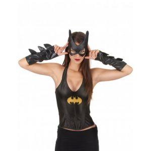 Bustier Batgirl adulte