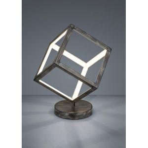 Trio Lampe à poser DICE LED Gris, 1 lumière - Design - Intérieur - DICE - Délai de livraison moyen: 4 à 8 jours ouvrés. Port gratuit France métropolitaine et Belgique dès 100 ?.