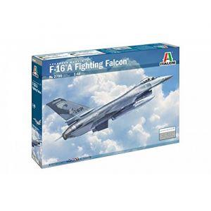 Italeri Maquette Avion : F-16A Fighting Falcon