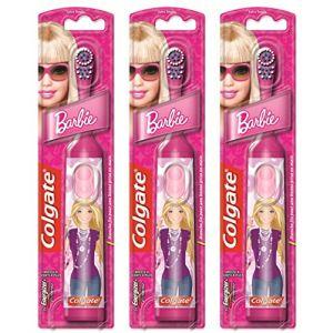 Colgate Barbie - Brosse à dents à piles