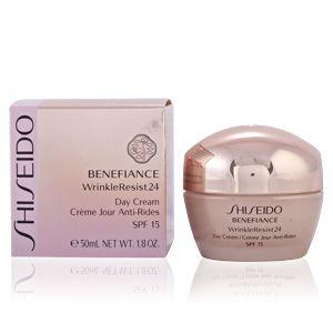 Shiseido Benefiance WrinkleResist 24 - Crème jour anti-rides SPF 15