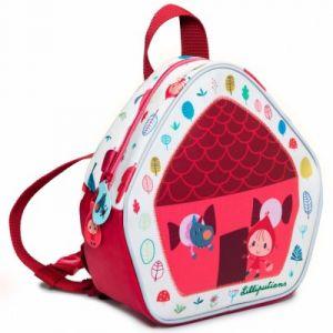 Lilliputiens Mini sac à dos Petit Chaperon Rouge